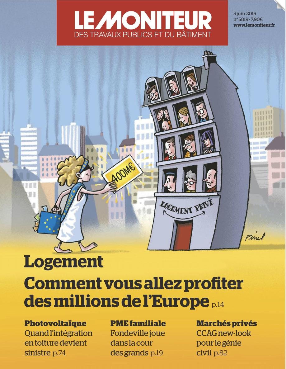 Presse: Le Moniteur